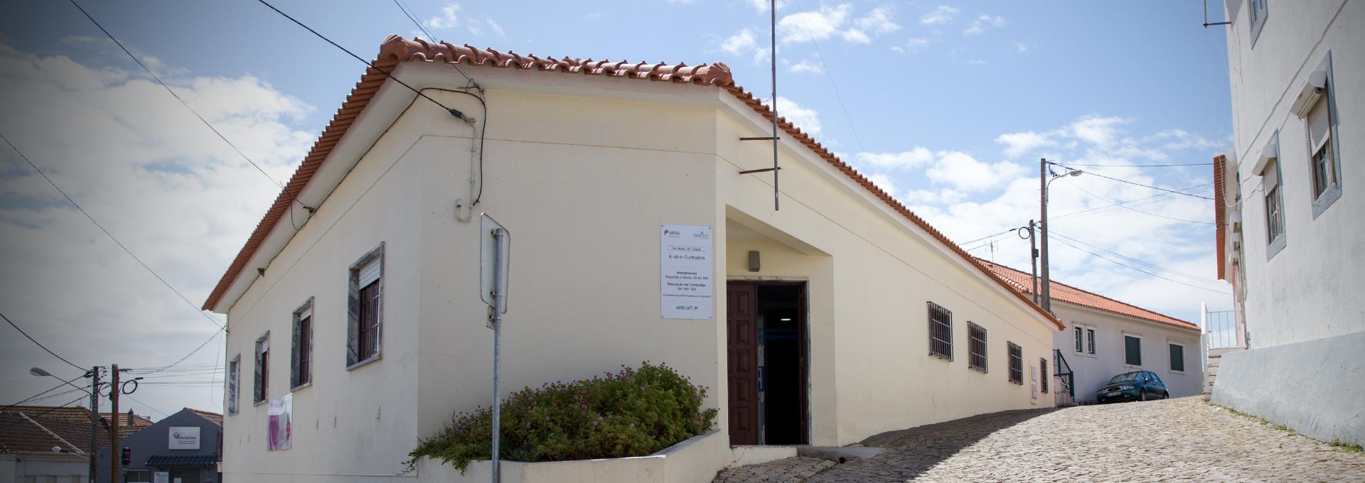 Centro de Saúde da União de Freguesias de A-dos-Cunhados e Maceira