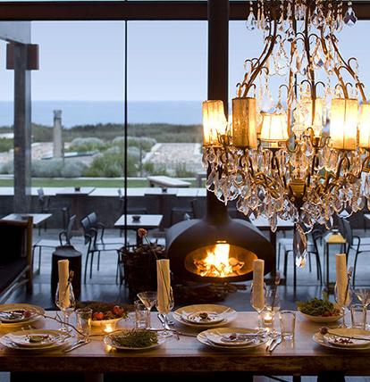 Restaurante e Hotel Areias do Seixo