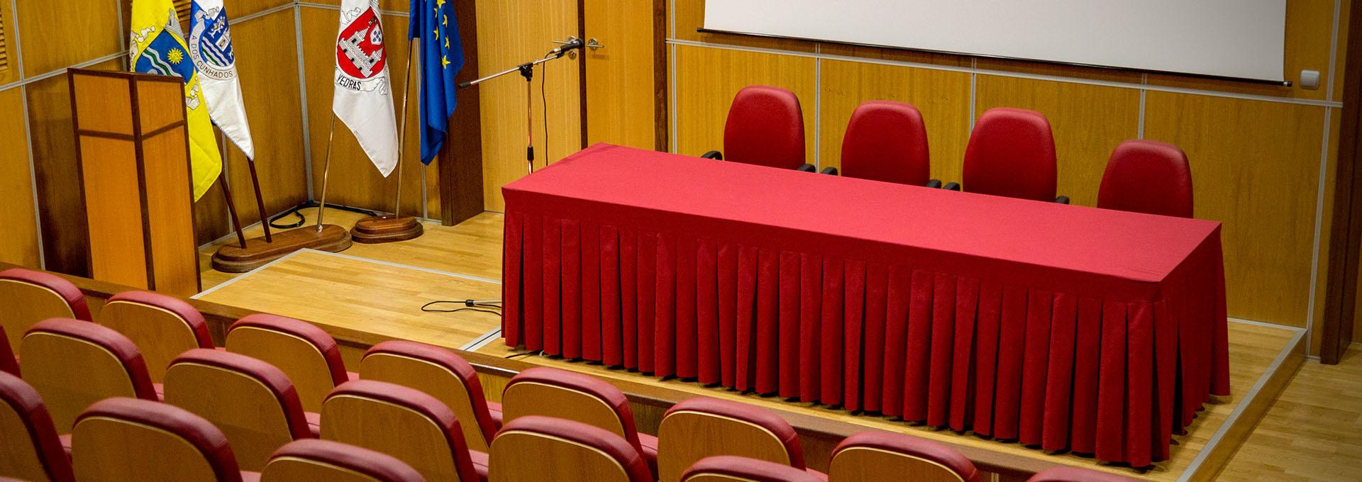 Assembleia União de Freguesias de A-dos-Cunhados e Maceira
