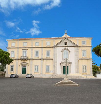 Convento novo da Povoa de Penafirme