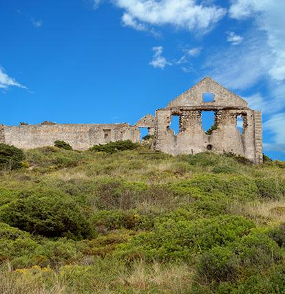 Convento velho da Povoa de Penafirme