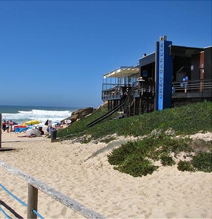 Café Restaurante grão-areia