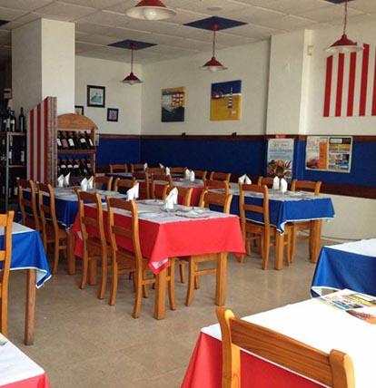 Restaurante o polvo