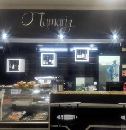 Restaurante o tamariz