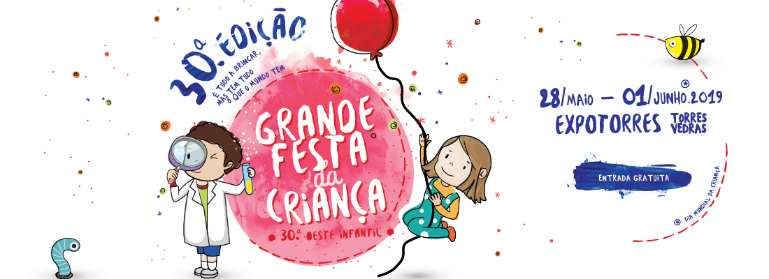 GRANDE FESTA DA CRIANÇA - 30.ª OESTE INFANTIL