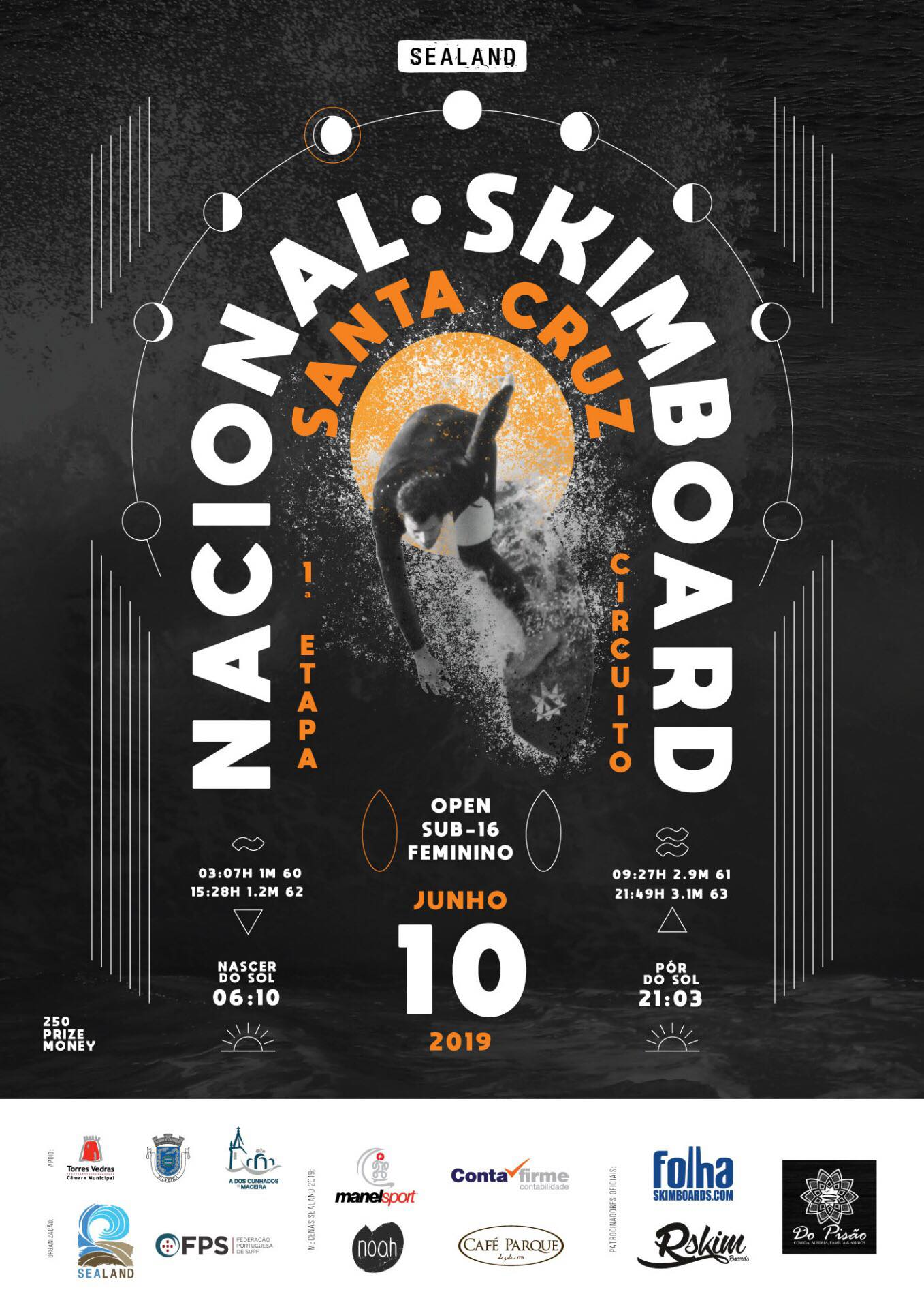 Nacional de Skimboard