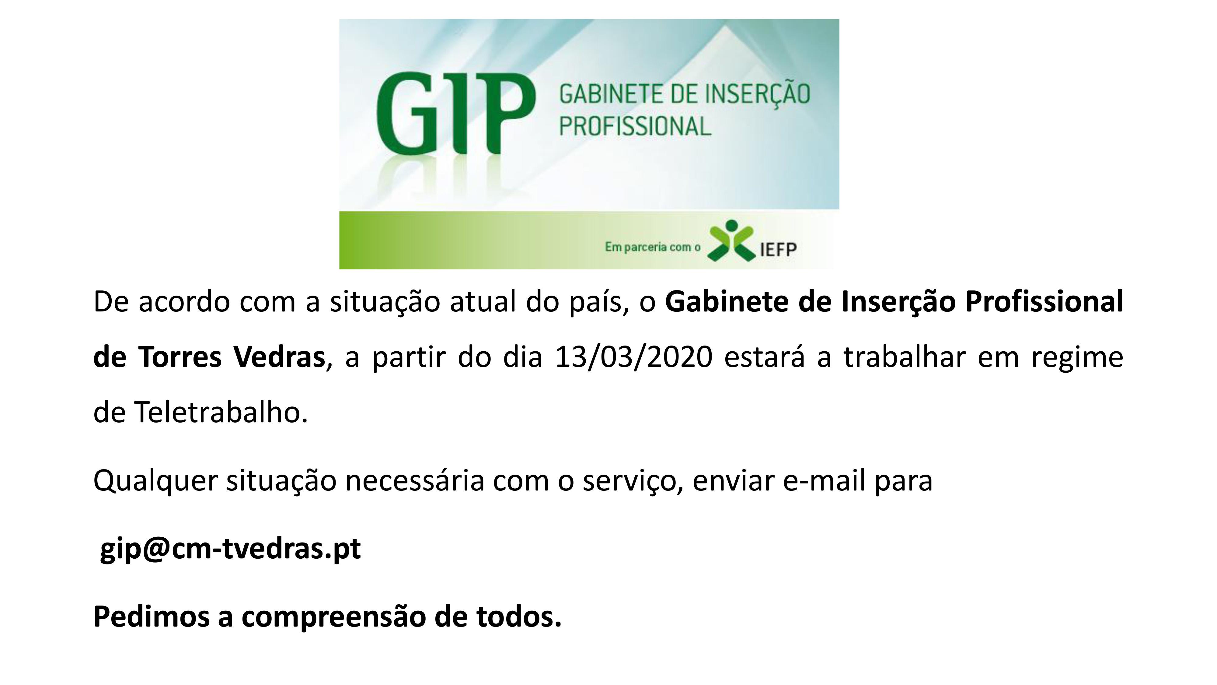 informação GIP
